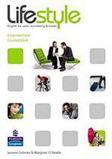 Lifestyle Intermediate Course Book with CD-ROM