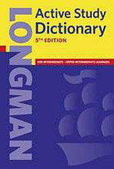 Longman Active Study Dictionary (5th Edition) with CD-ROM