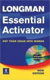 Longman Essential Activator with CD-ROM