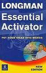 Longman Essential Activator Cased with CD-ROM