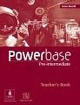 Powerbase Pre-Intermediate Teachers Book