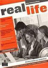 Real Life Pre-Intermediate Workbook CZ (includes Audio & CD-ROM)