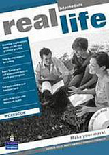 Real Life Intermediate Workbook (includes Audio & CD-ROM)