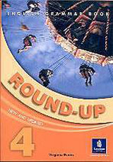 Round-Up Grammar Practice 4 Student´s Book with CD-ROM