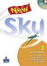 New Sky 3 Activity Book & Multi-ROM