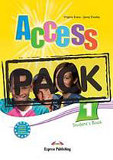 Access 1 - Student´s Pack (Student´s Book + Grammar Book + Student´s Audio CD)