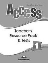 Access 1 - Teacher´s Resource Pack & Tests