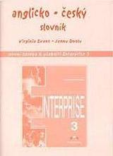 Anglicko-český slovník - k učebnici Enterprise 3