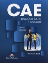 CAE Practice Tests Student´s Book with Digibooks App