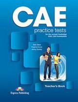 CAE Practice Tests Teacher´s Book with Digibooks App