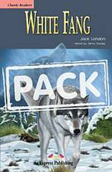 Classic Readers 1 White Fang - SB s aktivitami + audio CD