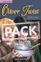Classic Readers 2 Oliver Twist - SB s aktivitami + audio CD