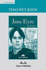 Classic Readers 4 Jane Eyre - Teacher´s book (overprinted)
