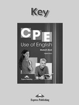 CPE Use of English for the Revised CPE 1 - Student´s Book Key
