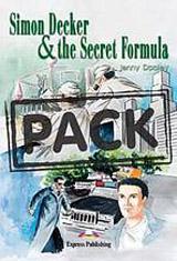 Graded Readers 1 Simon Decker & The Secret... - Reader + Activity Book + Audio CD