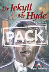 Graded Readers 2 Dr Jekyll and Mr Hyde - Reader + Activity Book + Audio CD