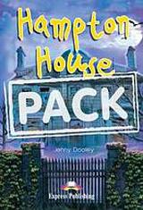 Graded Readers 2 Hampton House - Reader + Activity Book + Audio CD