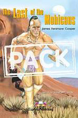 Graded Readers 2 The Last of the Mohicans - Reader + Activity Book + Audio CD