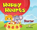 Happy Hearts Starter - Pupil´s Book  (+stickers+press outs)