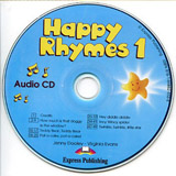 Happy Rhymes 1 - class audio CD