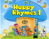 Happy Rhymes 1 - Pupil´s Book