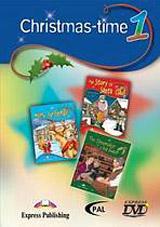 Christmas Time DVD PAL
