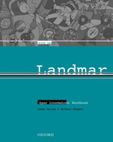 LANDMARK UPPER-INTERMEDIATE WORKBOOK WITH KEY
