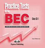 Practice Tests for the BEC Preliminary - Class Audio CDs (5)