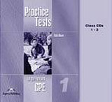 Practice Tests for the Revised CPE 1 - Class Audio CDs (6)