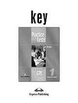 Practice Tests for the Revised CPE 1 - Student´s Book Key