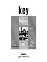 Practice Tests for the Revised CPE 2 - Student´s Book Key