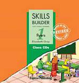 Skills Builder for Young Learners Flyers 1 - Class CDs (2)