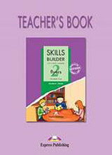 Skills Builder for Young Learners Flyers 2 - Teacher´s Book