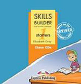 Skills Builder for Young Learners Starters 1 - Class CDs (2)