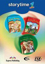 Storytime 1 - DVD PAL