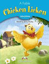 Storytime 1 Chicken Licken - Pupil´s Book (+ Audio CD)