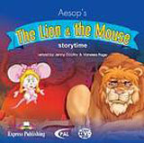 Storytime 1 The Lion and the Mouse - DVD Video/DVD-ROM PAL