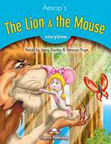 Storytime 1 The Lion and the Mouse - Pupil´s Book (+ Audio CD)
