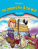 Storytime 1 The Shepherd Boy & the Wolf - Pupil´s Book (+ Audio CD)