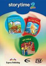 Storytime 2 - DVD PAL