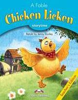 Storytime 1 Chicken Licken - Teacher´s Edition (+ Audio CD)