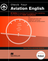Check Your Aviation English Student´s Book + Audio CD Pack