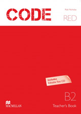 Code Red B2 Teacher´s Book with Test CD-ROM