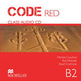 Code Red B2 Class Audio CDs (2)