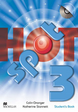 Hot Spot 3 Student´s Book + CD-ROM Pack