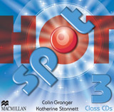 Hot Spot 3 Class CDs