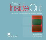 New Inside Out Advanced Class Audio CDs
