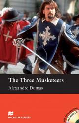 Macmillan Readers Beginner Three Musketeers + CD