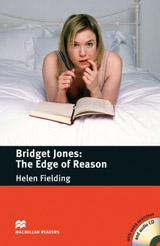 Macmillan Readers Intermediate Bridget Jones´s: The Edge of Reason Pk w. gratis CD