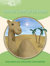 Explorers 3 How the Camel Got his Hump Reader
